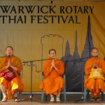 2016 -1 Thai festival monks