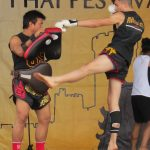 10 Thai boxing