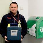 Round Oak Defibrilator 01